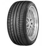 Continental ContiSportContact 5 Отзывы
